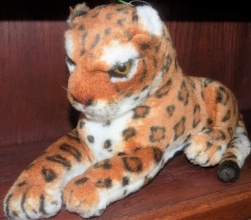 Plush Jaguar