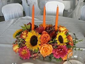 Large Thanksgiving Centerpiece