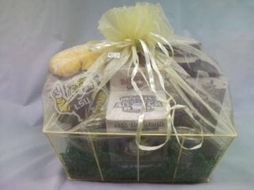 Tiger Gift Basket