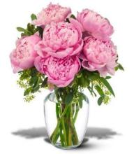 Peony Arrangement ( Medium )