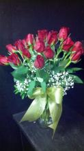 Two Dozen Medium Red Roses