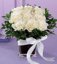 The Pure Romance Rose Bouquet