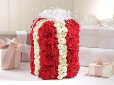 The Flower Jeweled Gift Table Arrangement
