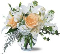 White Roses & Lilies