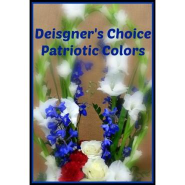 Designer Choice Patriotic Large