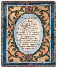 The Lord\'s Prayer Throw II
