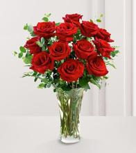 The Deluxe Red Rose Bouquet