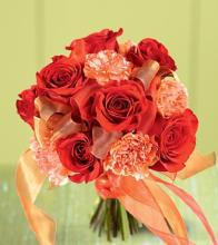 Crimson Serenade Bouquet