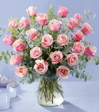 The Pink Passion Rose Bouquet