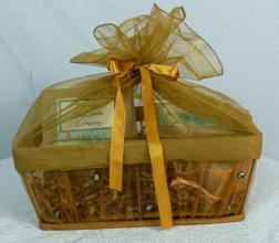 Fairhope Soy Candle Basket