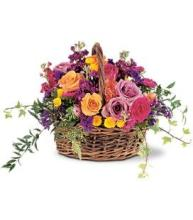 Take Home Funeral Basket