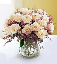 The Monticello Rose Premium Rose Bouquet